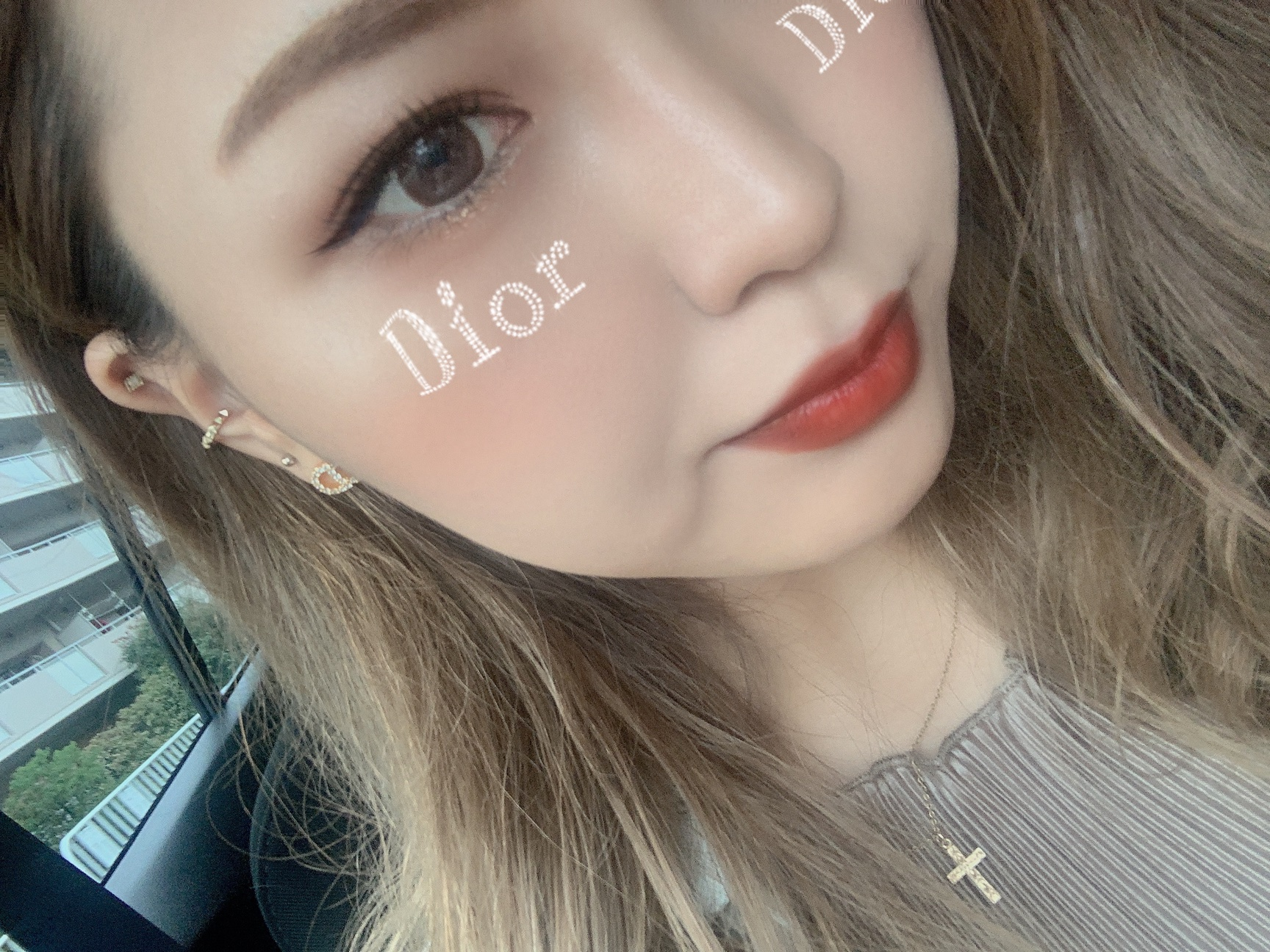 【OSAKA】テラスで優雅なlunch♡_3