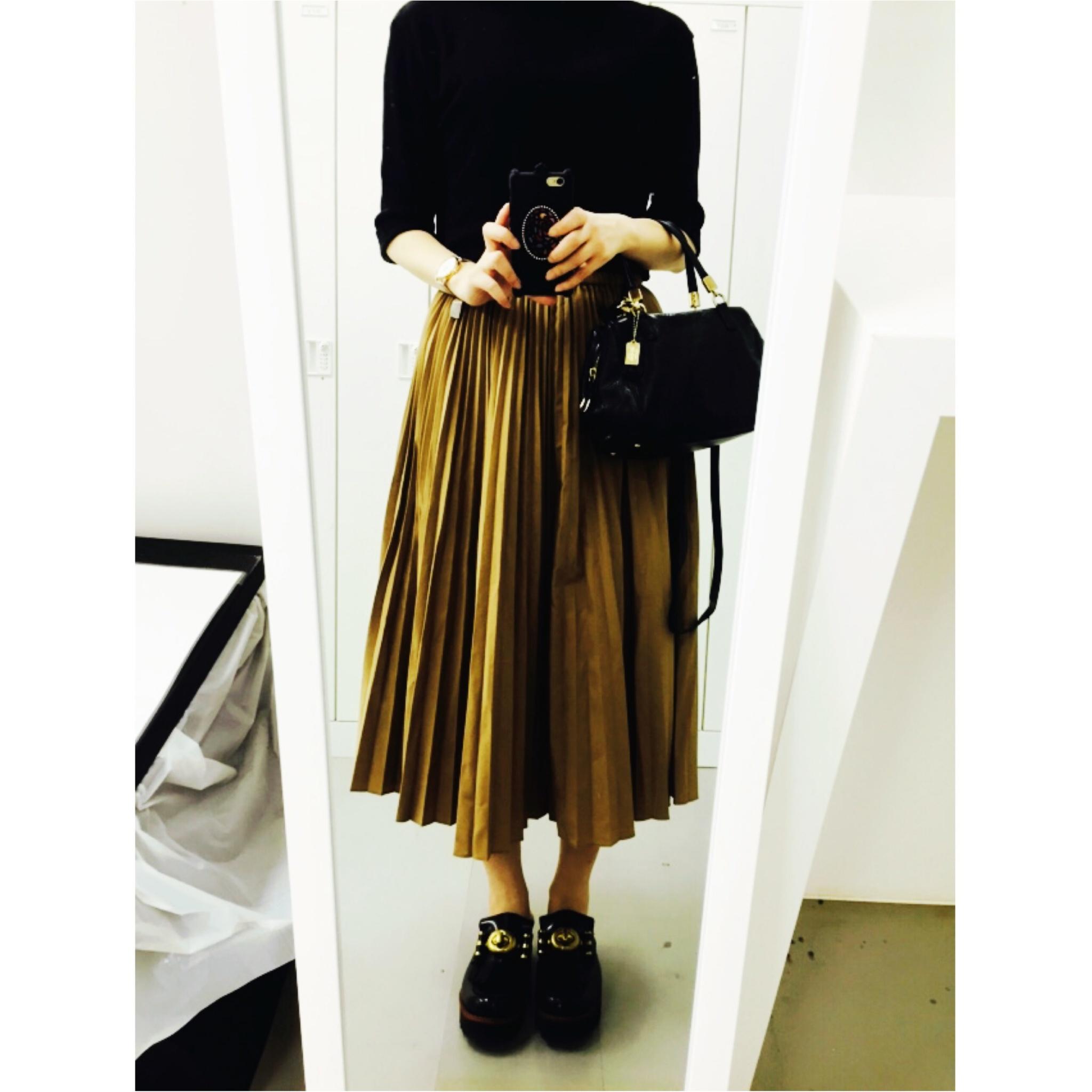 MORE10月からファッションチェック♡秋の準備はみなさんできてますか??_2