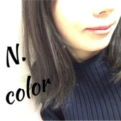 SNS人気急上昇【N.color】オーガニック《低刺激・高発色・色持ち》話題ヘアカラーリングの実力!