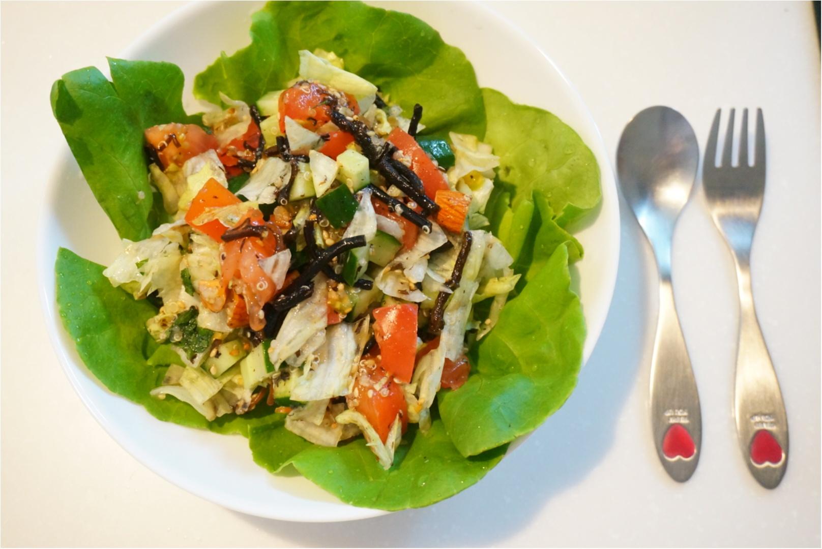 今話題の【キヌア】って⁈栄養素からレシピまで!キレイになれるヒントがいっぱい♡_3