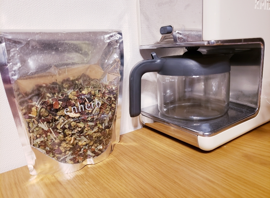 《enherb 》ハーブティー、期間限定のグレフル美巡茶で気軽ダイエット♡他にも嬉しい効能が。。!_1