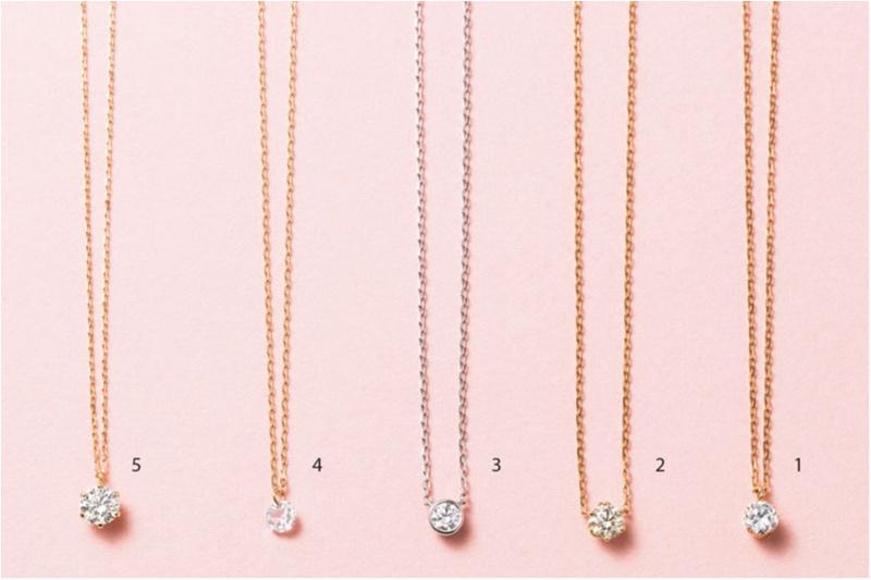 ダイヤモンド,ネックレス,夏,ジュエリー