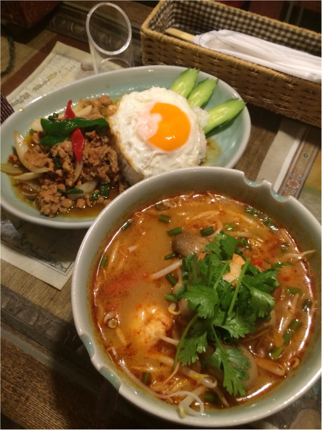 【自由が丘】タイ料理好きな方、必見\(//∇//)\ 本格的なタイ料理のお店★_13