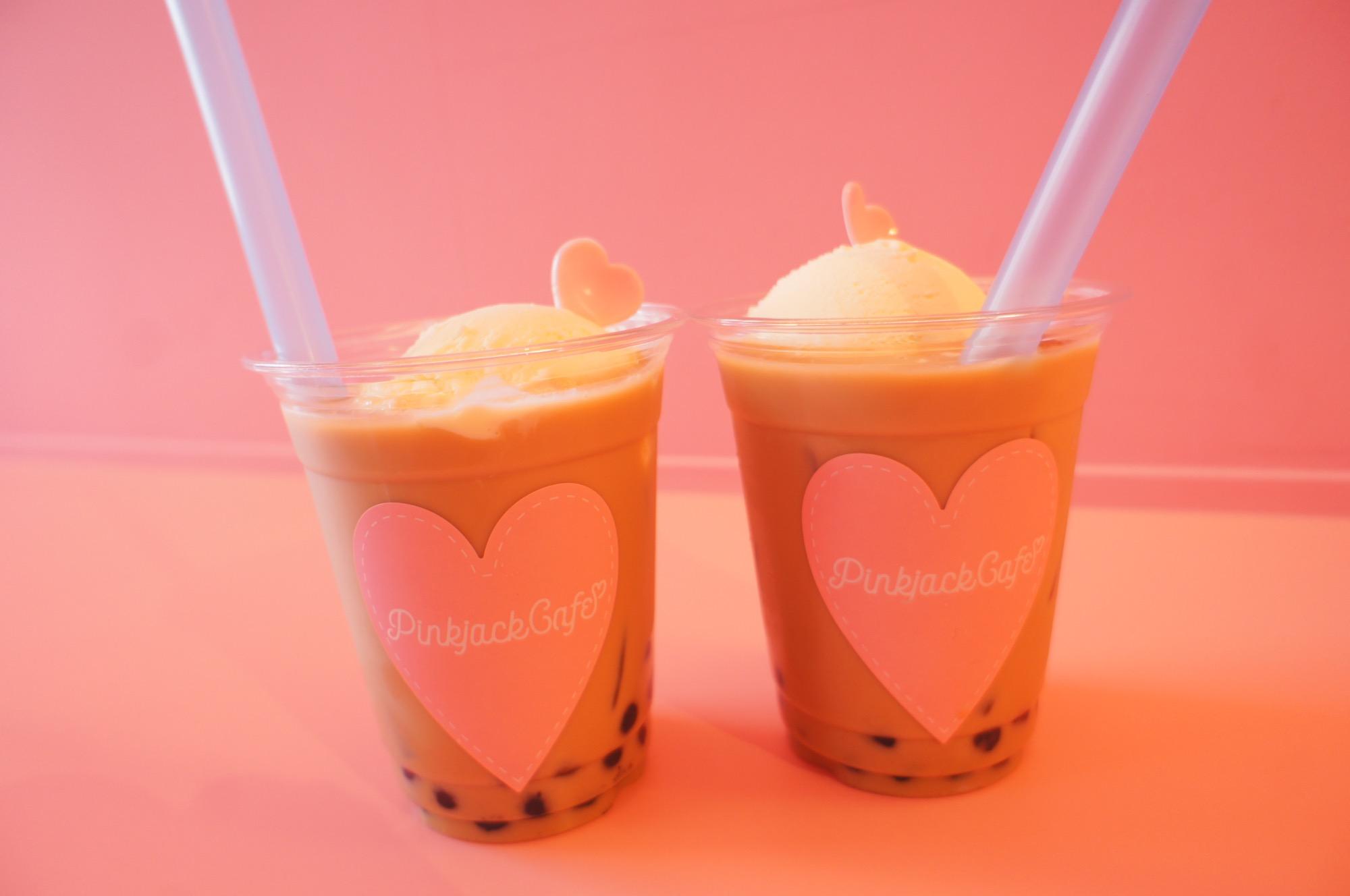 《ご当地MORE✩静岡》ピンクづくし❤️写真映え◎【PinkjackCafe】が可愛すぎる☻!_5