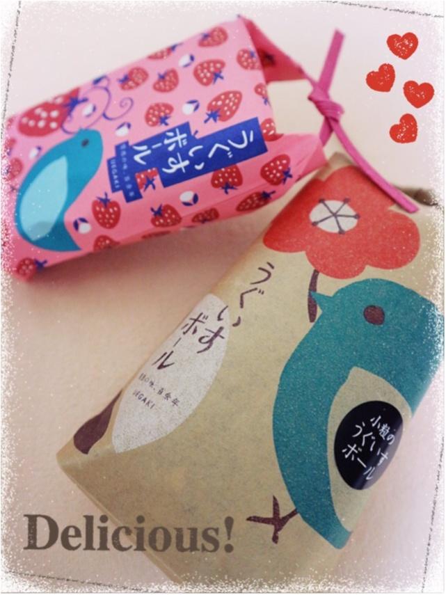 大人がワクワクする、気の利くエキナカ♡新大阪駅でしか買えない!「うぐいすボール」が女子へのお土産にジャスト☻_2
