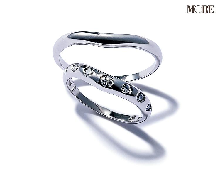 ブルガリのマリッジリング 結婚指輪