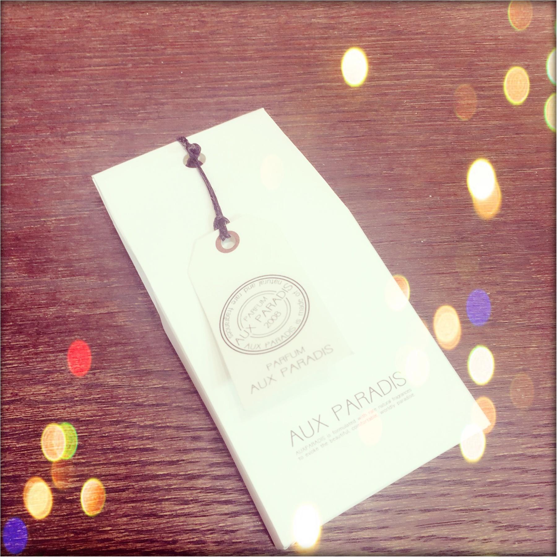"…ஐ 【天然香料フレグランス】オゥパラディの""金木犀""の香り♥️オーガニックな香りをこの冬にふんわり取り入れよう◟́◞̀❤︎_2"