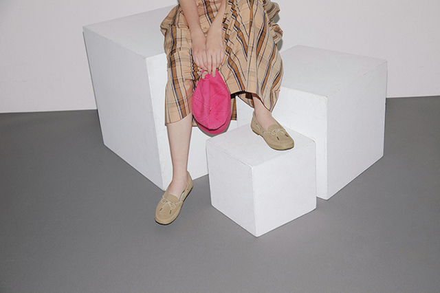 さわやかで心地よくて。夏の靴はこうじゃなきゃ。好きだ! 『ホーキンス』のジュートシリーズ_2