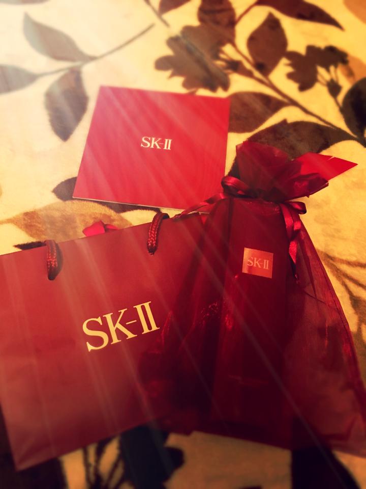 【Beauty】SK-Ⅱをはじめます_1