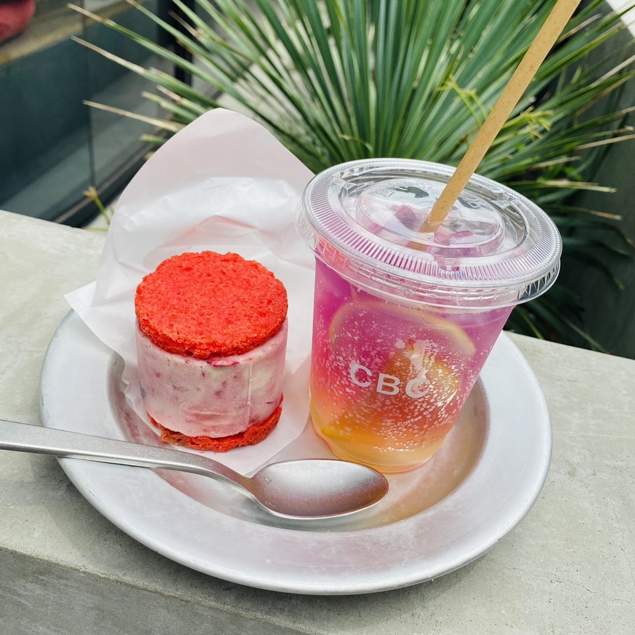【表参道カフェ】可愛さ満点!話題のアイスサンドが絶品♡焼肉KINTAN監修《CBC》へ_2