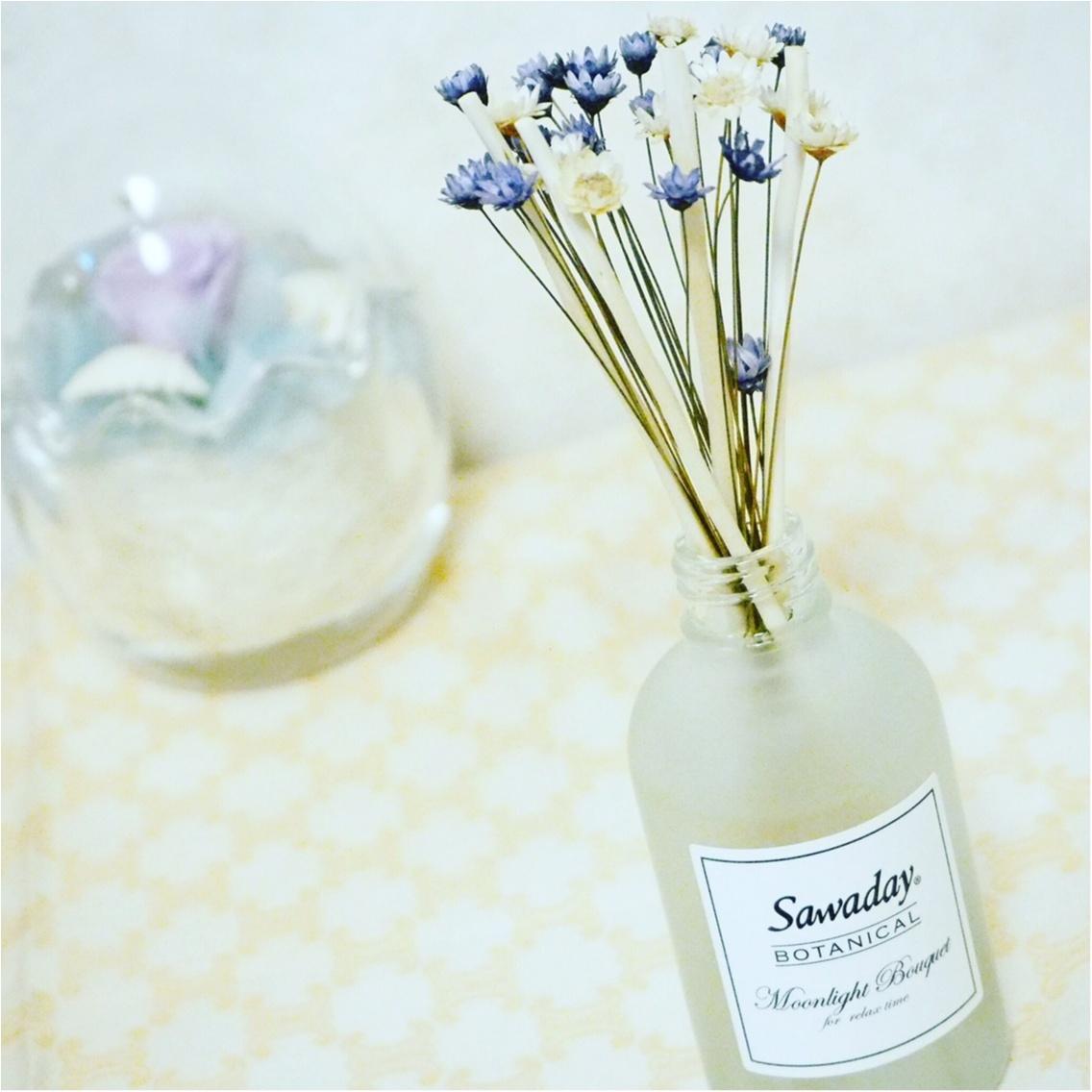 お部屋に置くと華やかでいい香りがするモノ♡_5