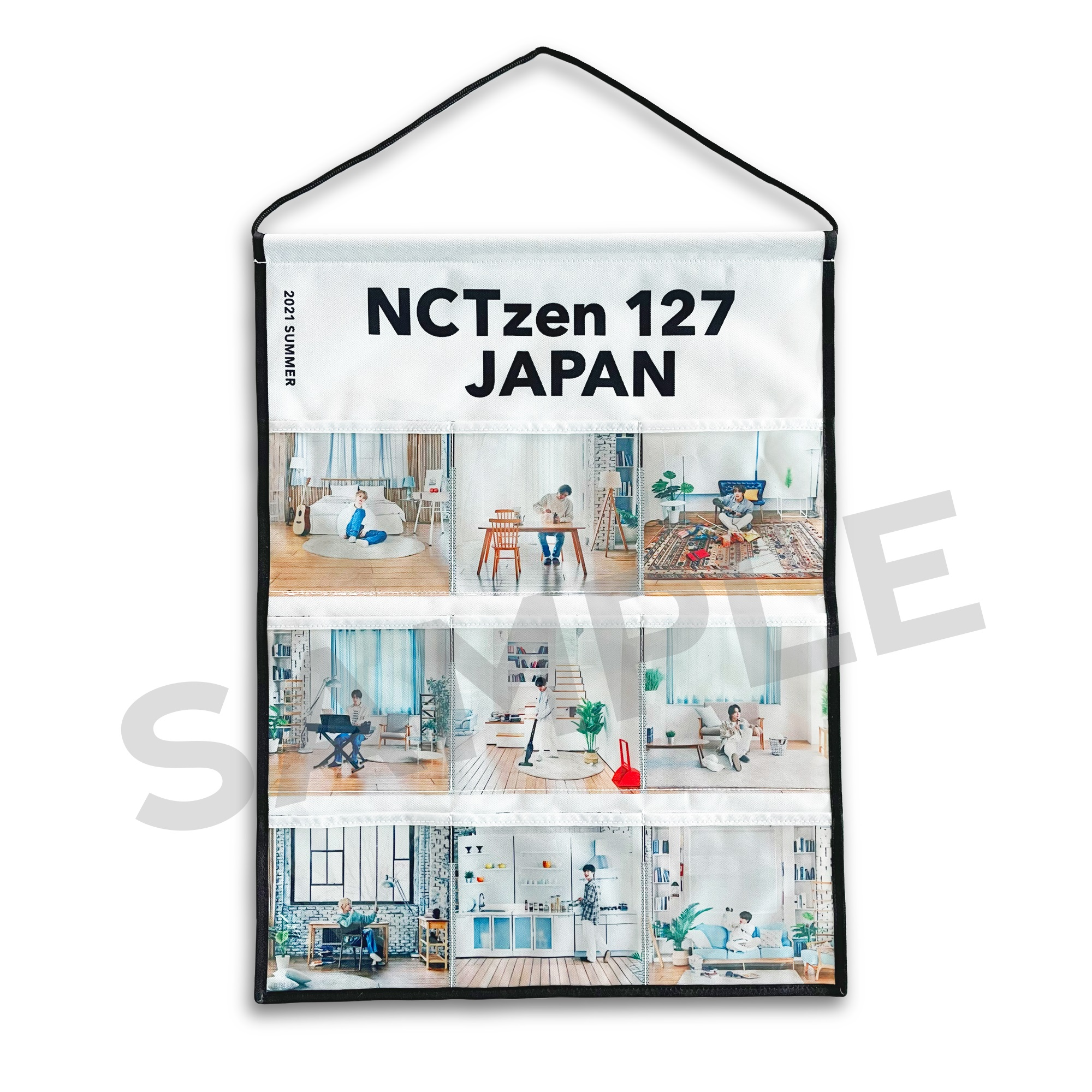 【NCT 127】『NCT 127 OFFICIAL BOOK Vol.4』グッズを、メンバー別に詳しく紹介!_13