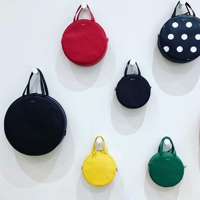 まあるいバッグが可愛い!『アニエスベー』春夏の展示会【 #副編Yの展示会レポート 】_1_1