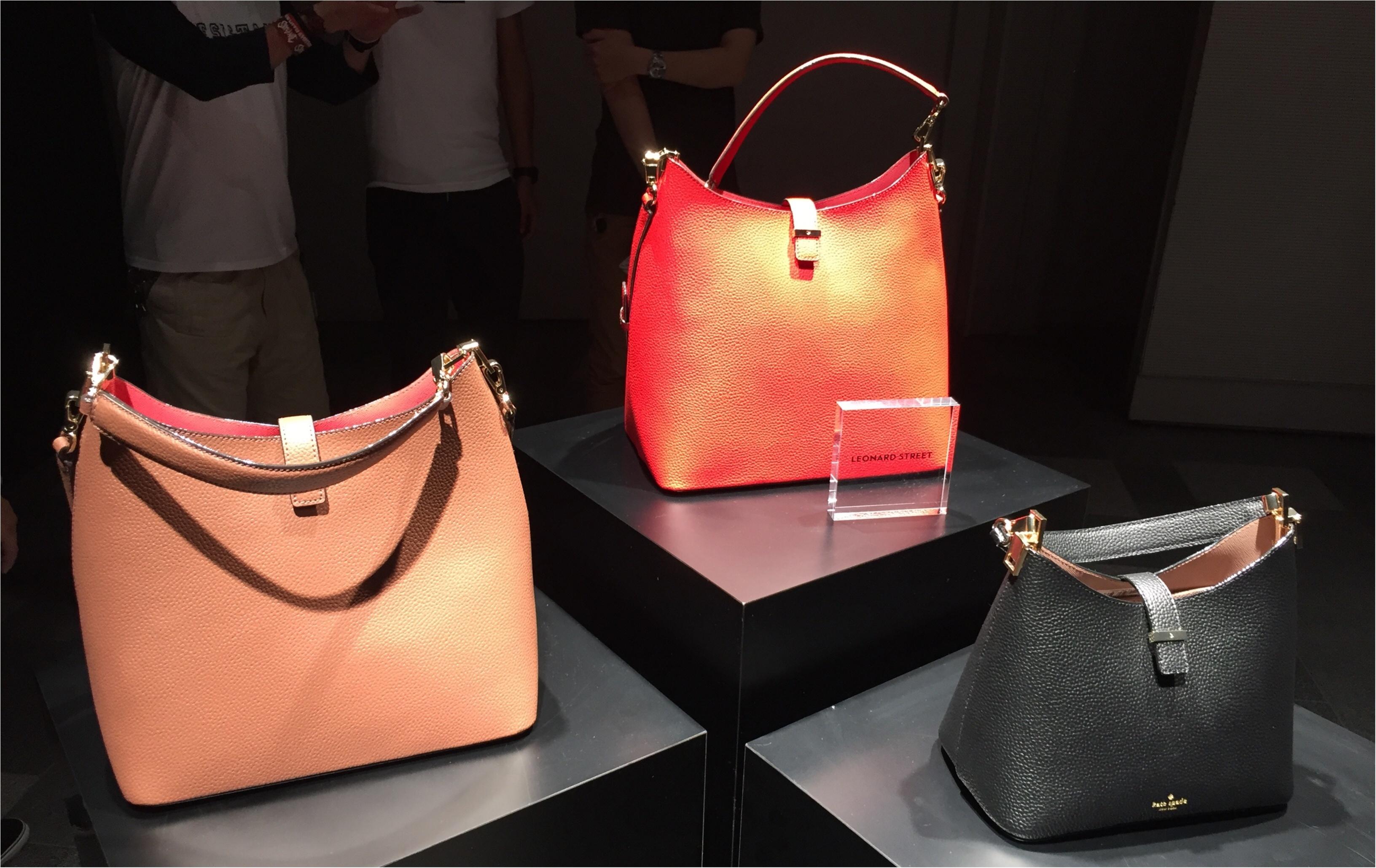 ケイト・スペード ニューヨーク、秋のバッグはどれを選ぶ?_2