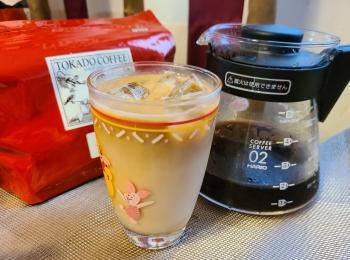 家でカフェの味☆超簡単!コールドブリューコーヒーを淹れてみた!