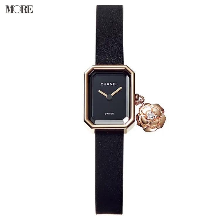 レディース腕時計おすすめブランドのCHANEL[シャネル]のプルミエール カメリア コレクション