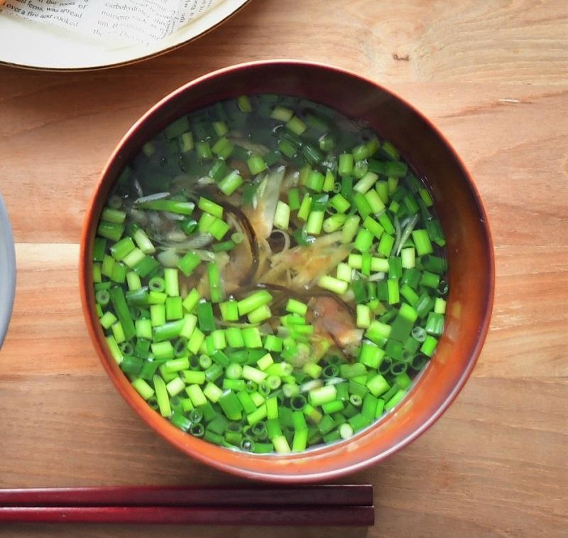 【10分で完成! 簡単おしゃれな一汁一菜レシピ~木曜日~】ヘルシー春巻き 2種+具だくさん薬味スープ+ごはん_4