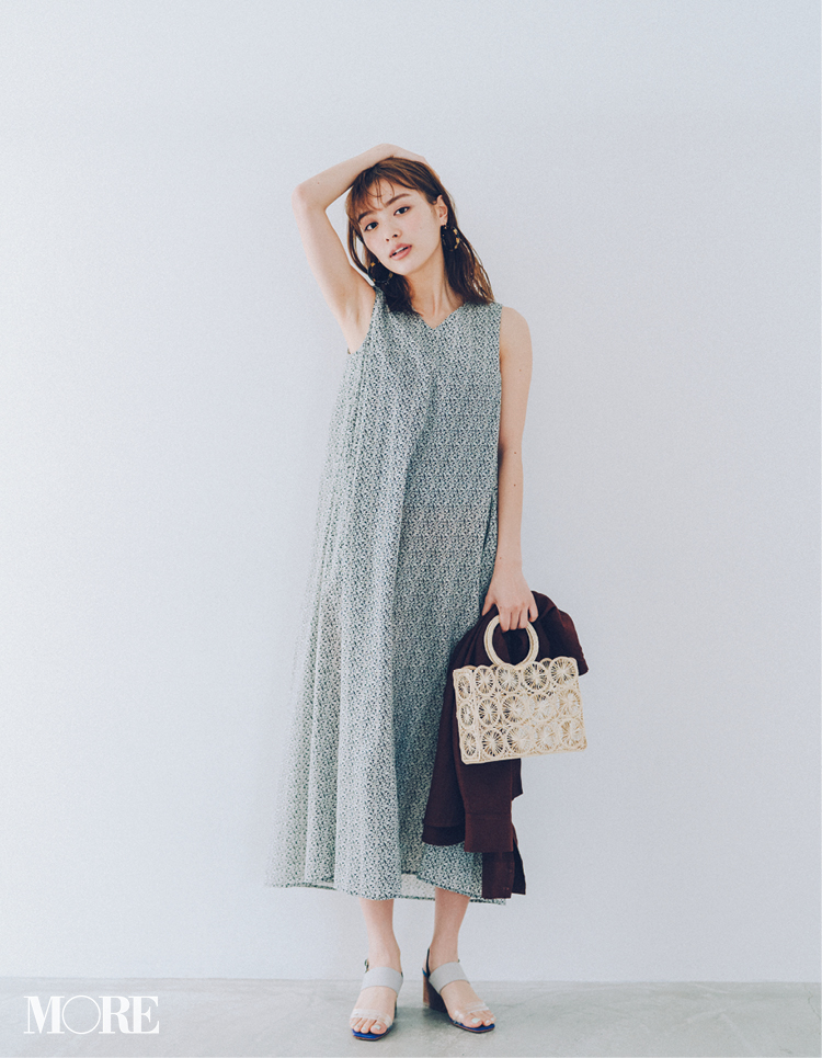 花柄ワンピース特集《2019年夏》- 夏のおすすめワンピースやサマードレス_3