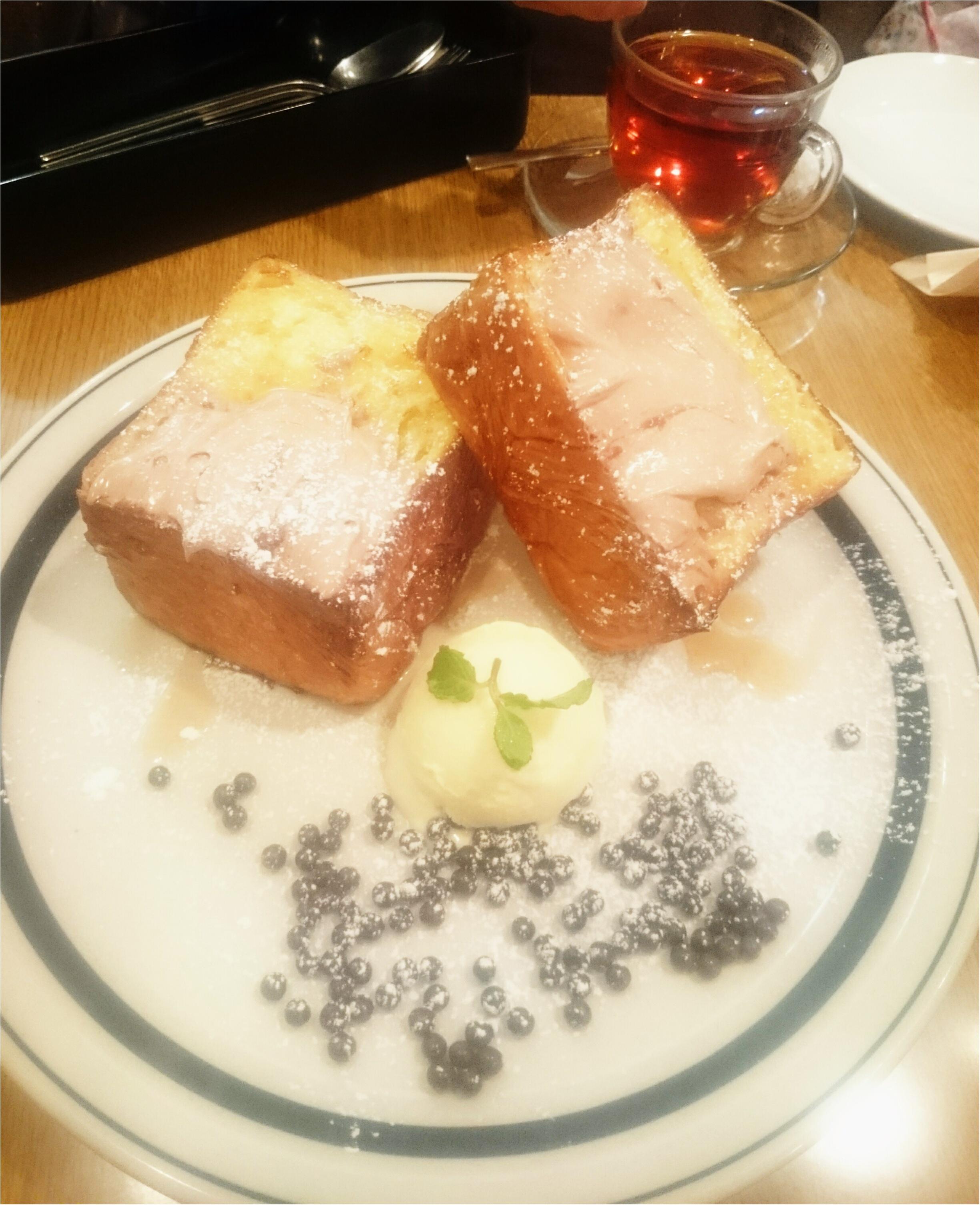 【WIRED CAFE】ボリュームたっぷりなごはんが食べれます!話題のフレンチトーストも!_9