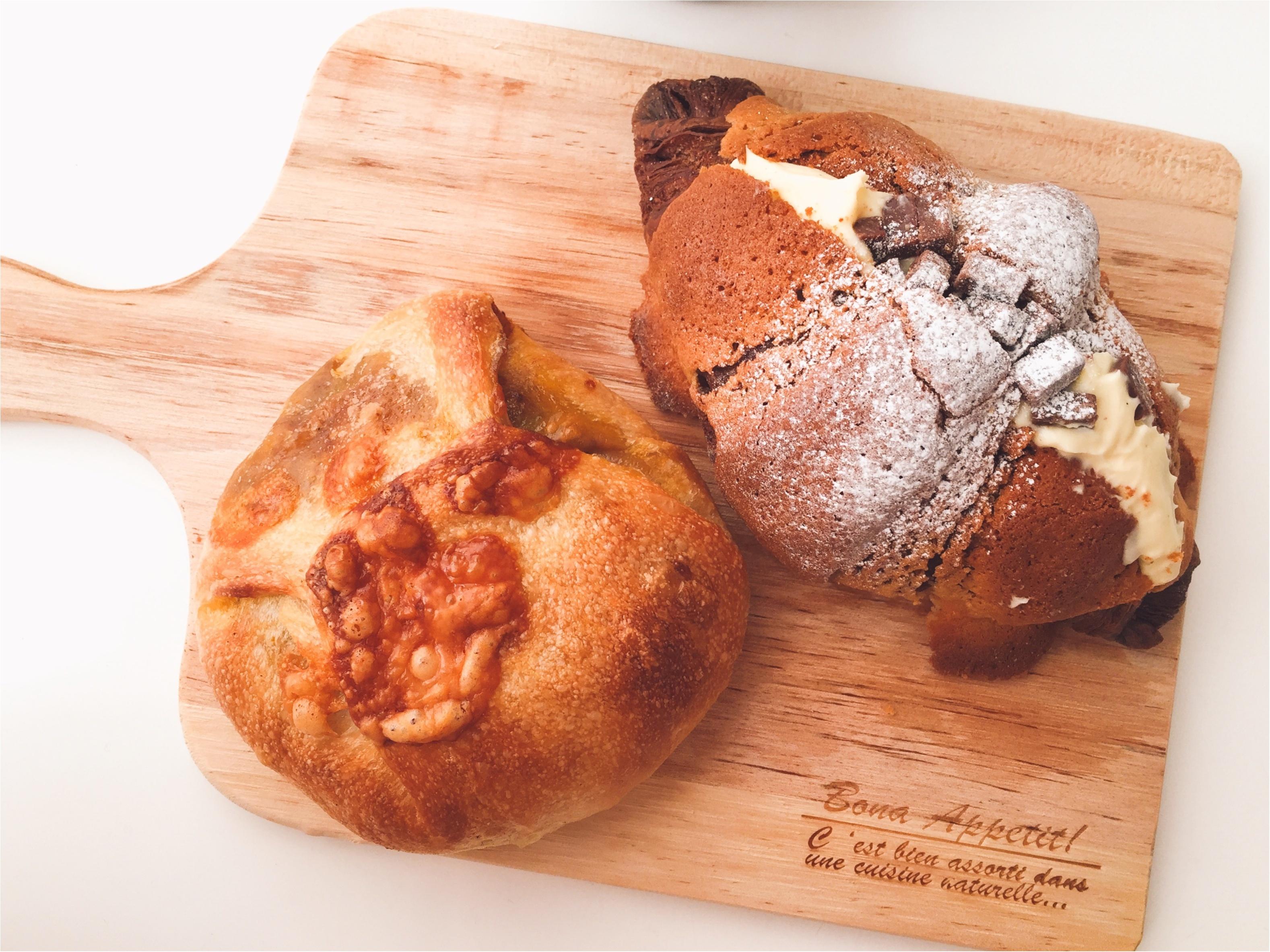 東京の美味しいパン屋巡り〜焼きチーズカレーパンと言えば?〜_2