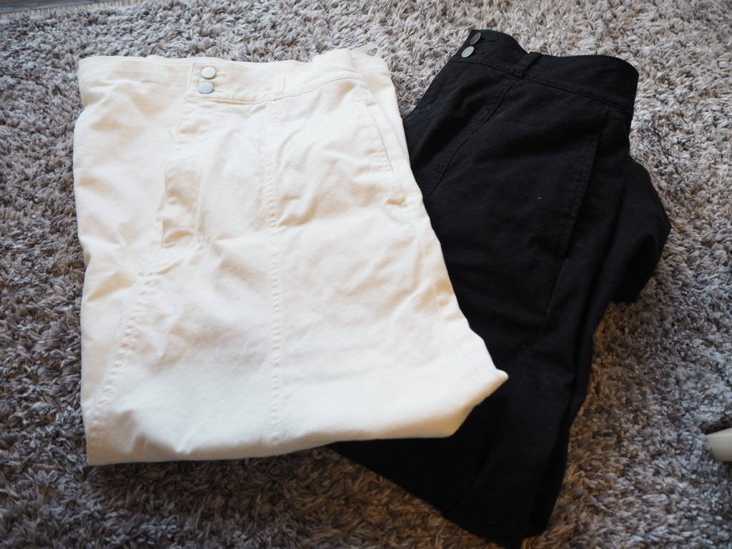 【UNIQLO】コットンマーメイドロングスカートはスタイル見せも超優秀♡ _2