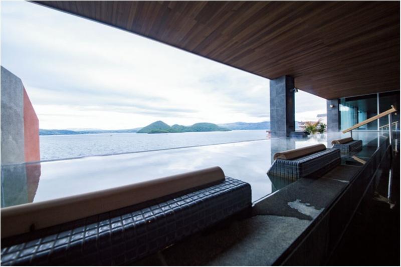 """海や雲海を堪能できるインフィニティ温泉も♡ 日本全国の""""絶景温泉""""まとめ_1"""