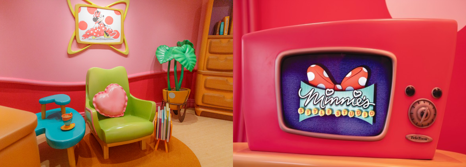 『東京ディズニーランド』初! ミニーマウスに会えるグリーティング施設「ミニーのスタイルスタジオ」が可愛すぎる件♡ _8