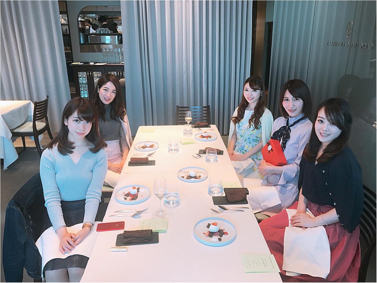 【中目黒】女子会、デートするならココがオススメ!目黒川沿いにある大人の空間でレベルの高いお食事を♡_10