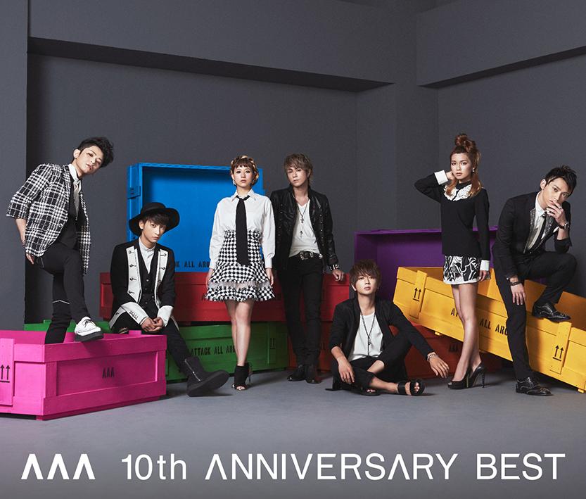 今月のオススメ★MUSIC『AAA 10th ANNIVERSARY BEST』『Bremen』『PACK TO THE FUTURE』_1
