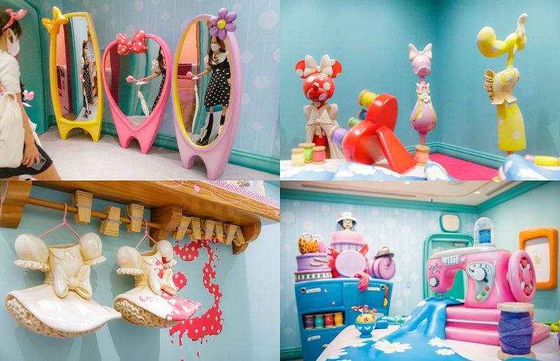 『東京ディズニーランド』初! ミニーマウスに会えるグリーティング施設「ミニーのスタイルスタジオ」が可愛すぎる件♡ _6