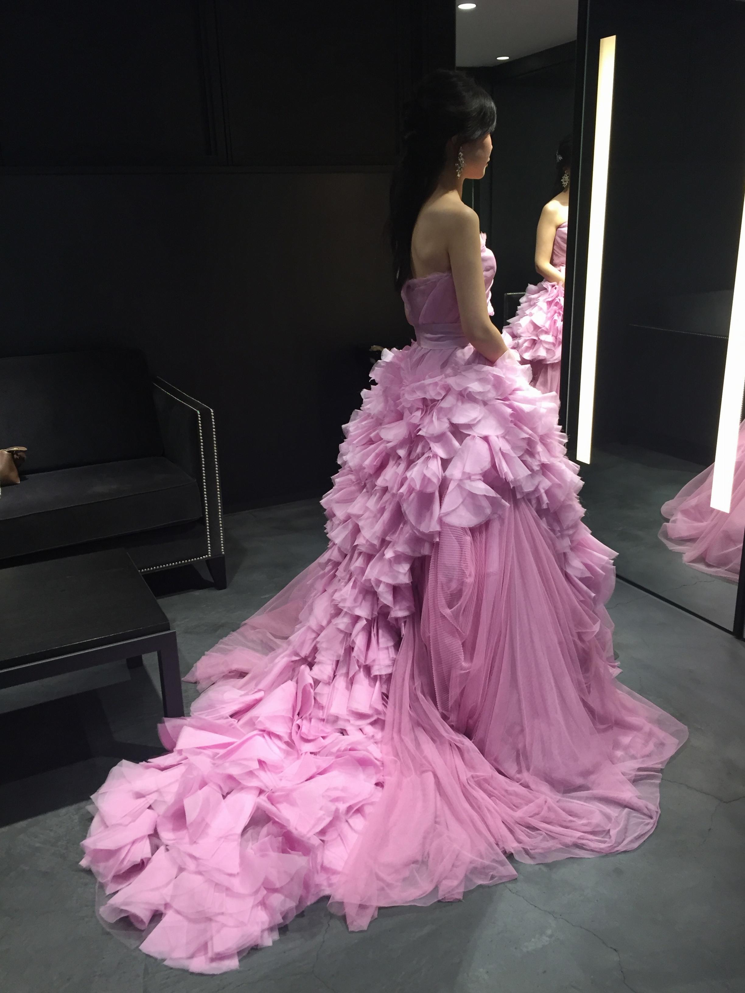 【#ドレス迷子】weddingドレス、実際に着てみました✧asuの運命の1着に巡り合うまでのドレス試着レポート①_1