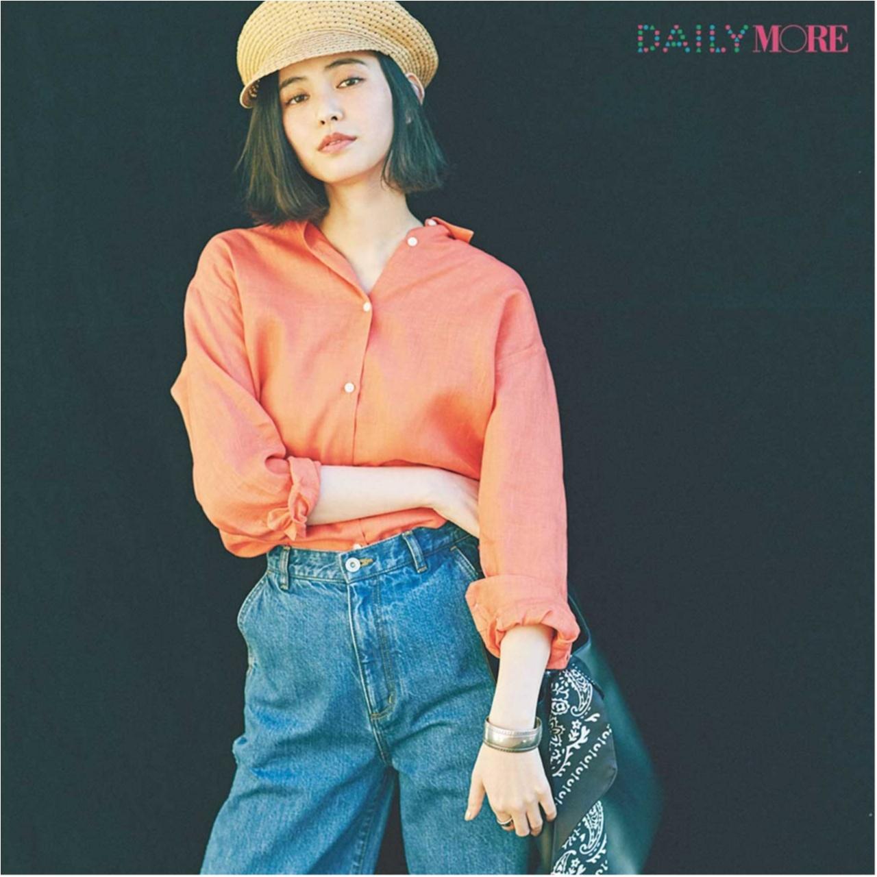 紫外線対策もオシャレにね♪【帽子】を使った春夏コーデまとめ♡_1_11