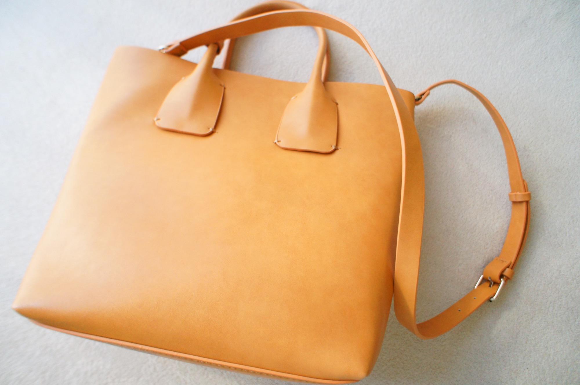《#ザラジョ 必見❤️》【ZARA】のsaleで購入した2WAYトートバッグが優秀すぎる☻!_3
