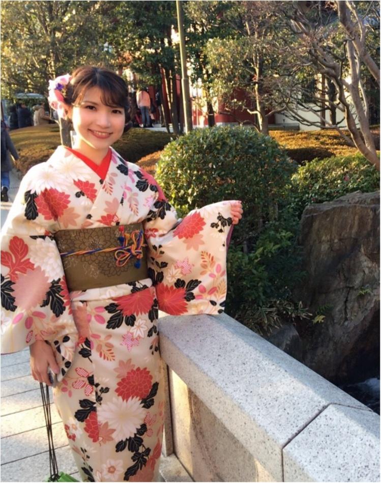 ♡ヘアセットも付いてびっくり価格!!着物をレンタルして、浅草散策してきました♡_2