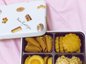 【東京 大田区】メゾン・ド・プティ・フール クッキー缶【お土産 おもたせ】