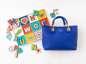 『エンポリオ アルマーニ』の大人気バッグ「MyEA」の新作登場。完売前にゲットしたい!