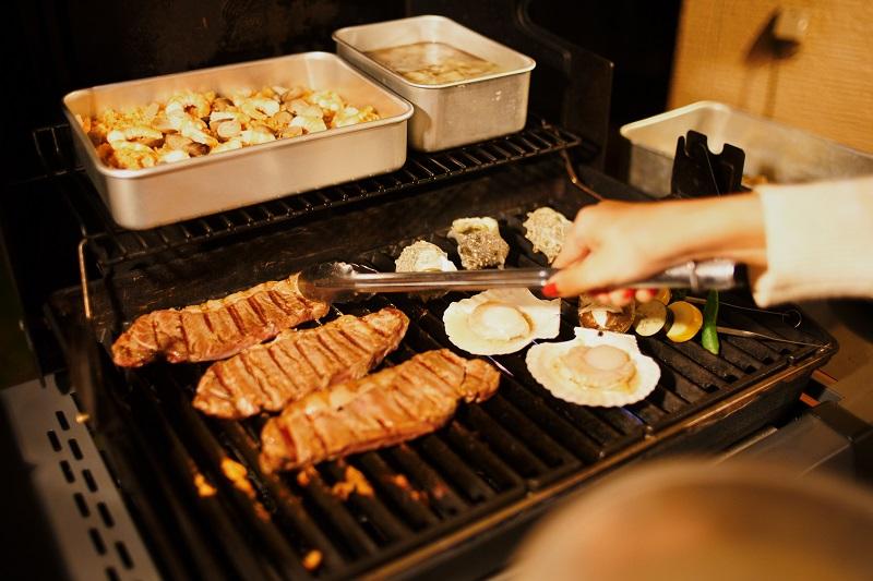 PICA 初島 BBQの料理イメージ