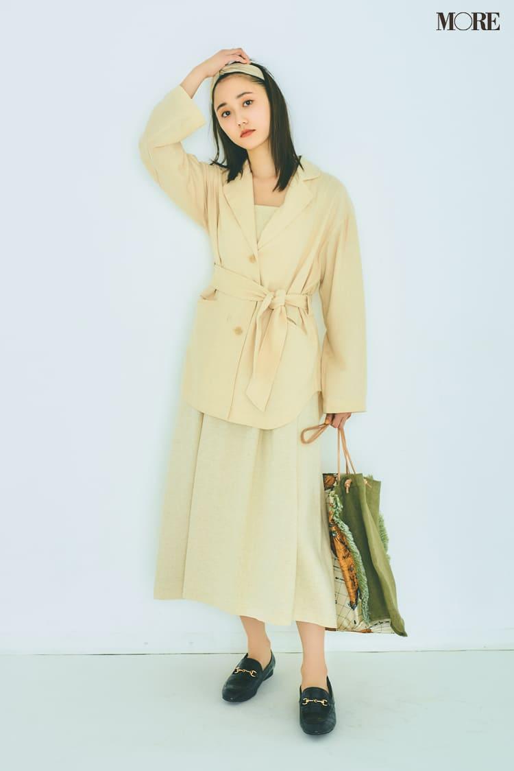 レディースセットアップ《2020》特集 - 人気ブランドのおすすめジャケット&パンツ・スカートのコーディネートまとめ_20