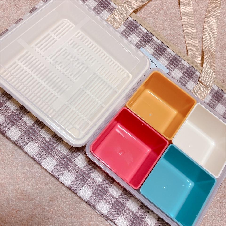 【プチプラ❤︎】natural kitchenの購入品!アクセからピクニックグッズまで!!_5
