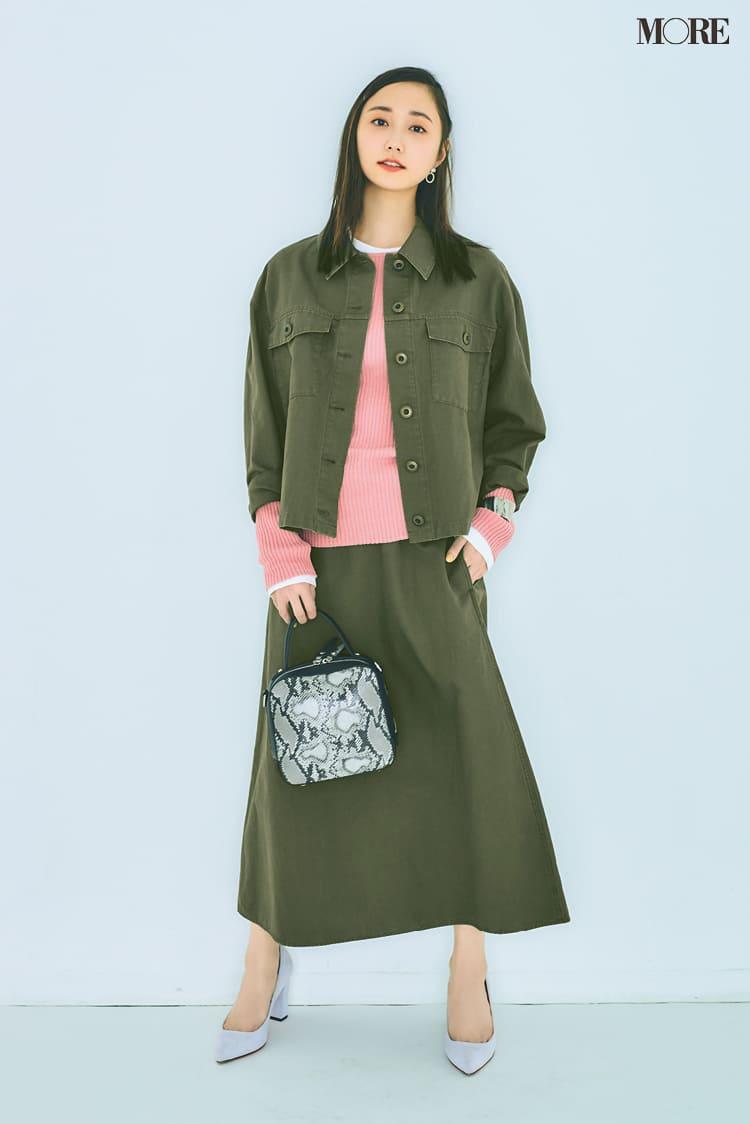 レディースセットアップ《2020》特集 - 人気ブランドのおすすめジャケット&パンツ・スカートのコーディネートまとめ_4