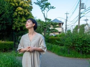【お散歩コーデ】春夏はゆるワンピースに限る!