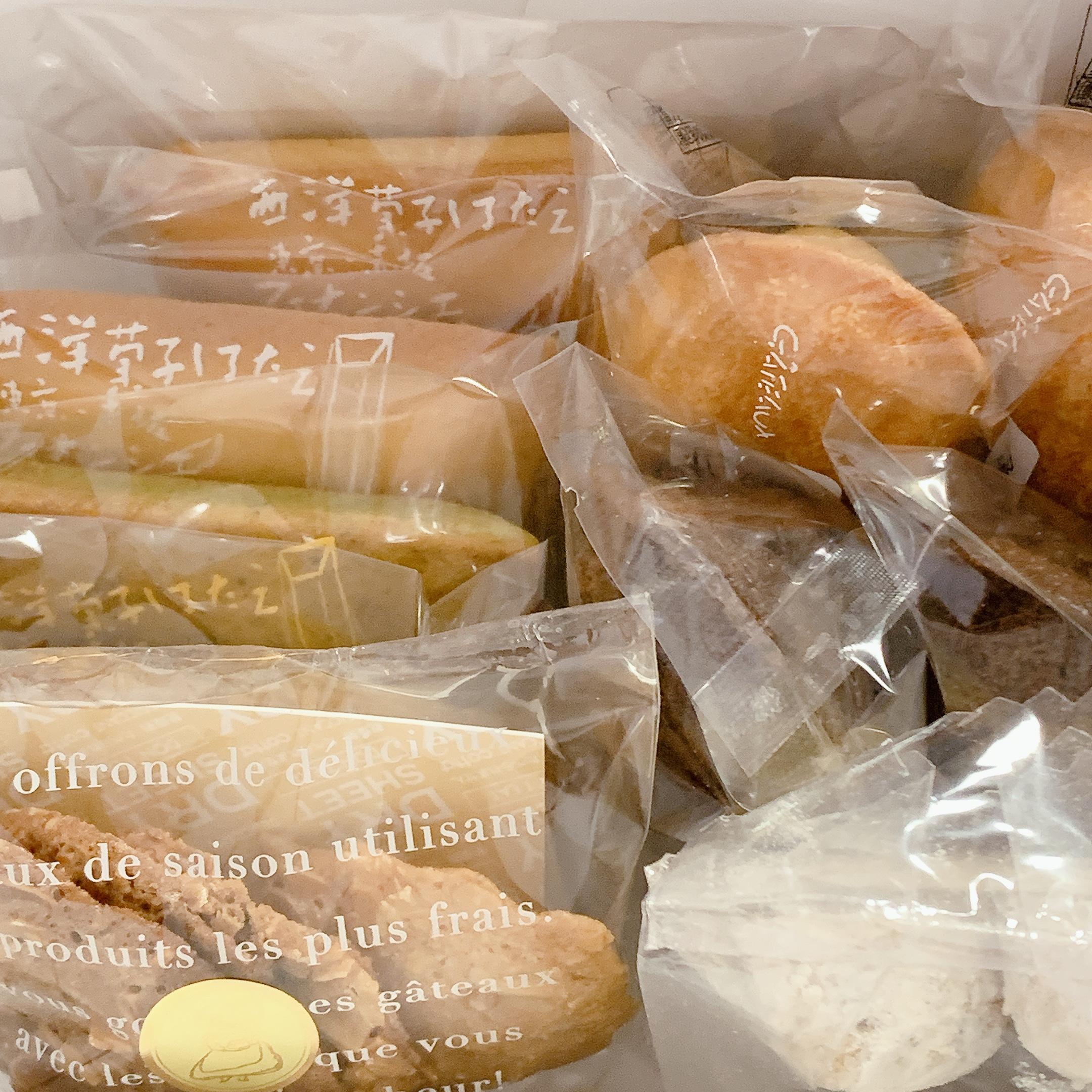 【東京・赤坂】西洋菓子しろたえでだいすきな焼き菓子を購入★【おもたせ・手土産】_3