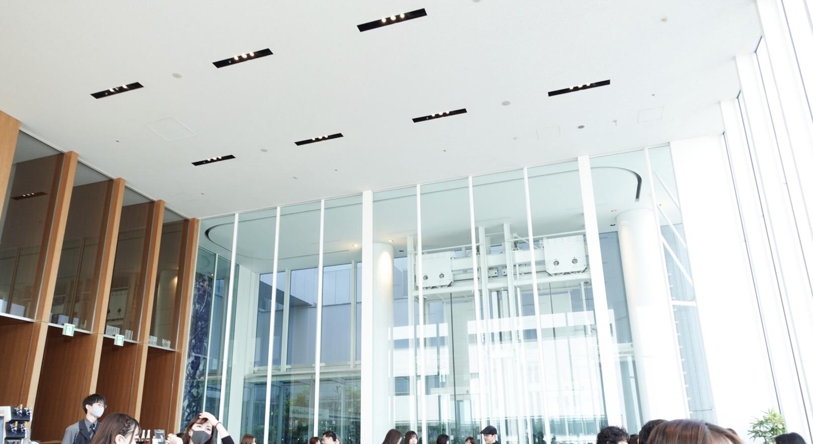 ドラマ半沢直樹のロケ地!?大阪にあるThe Grand Cafeでアフタヌーンティーをしたらとても眺望が良かった!甘いものばかりではないので男性にもおすすめ★_7