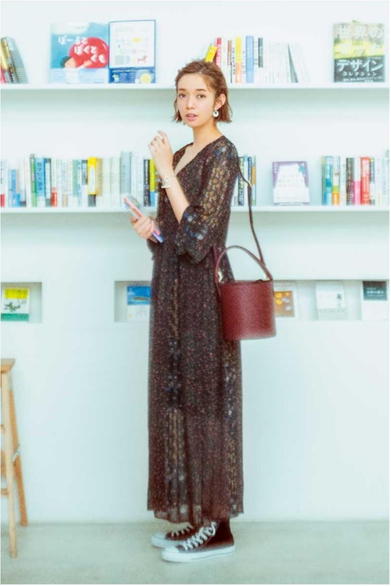 『ユニクロ』&『GU』の新作やプチプラワンピで秋を先取りっ♡【今週のファッション人気ランキング】_1_1