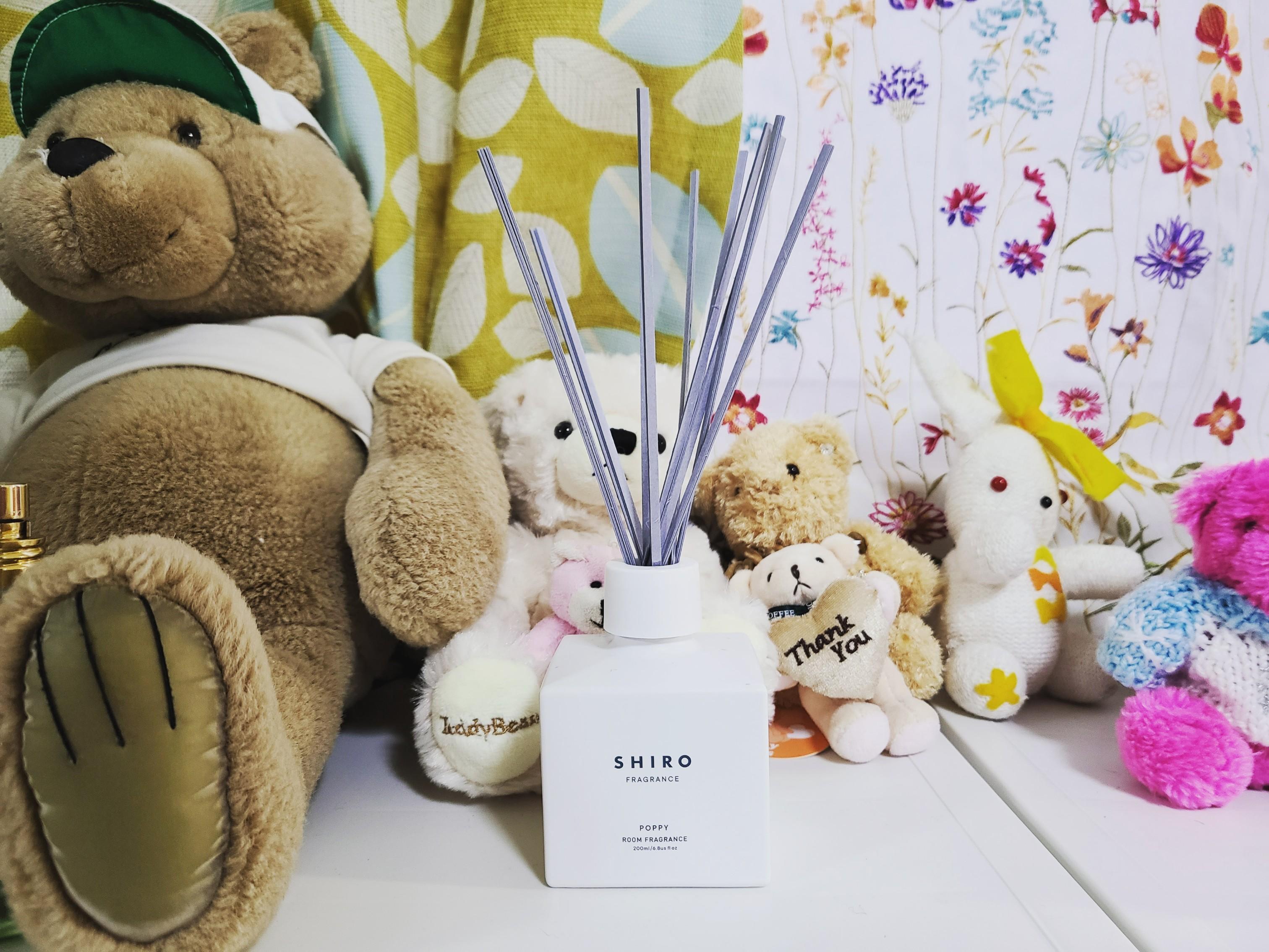 【SHIRO】STAY HOMEを香りでリフレッシュ第2段☆数量限定ポピーの香り_2