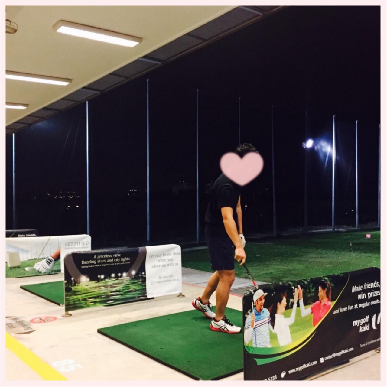 ゴルフはじめました。_3
