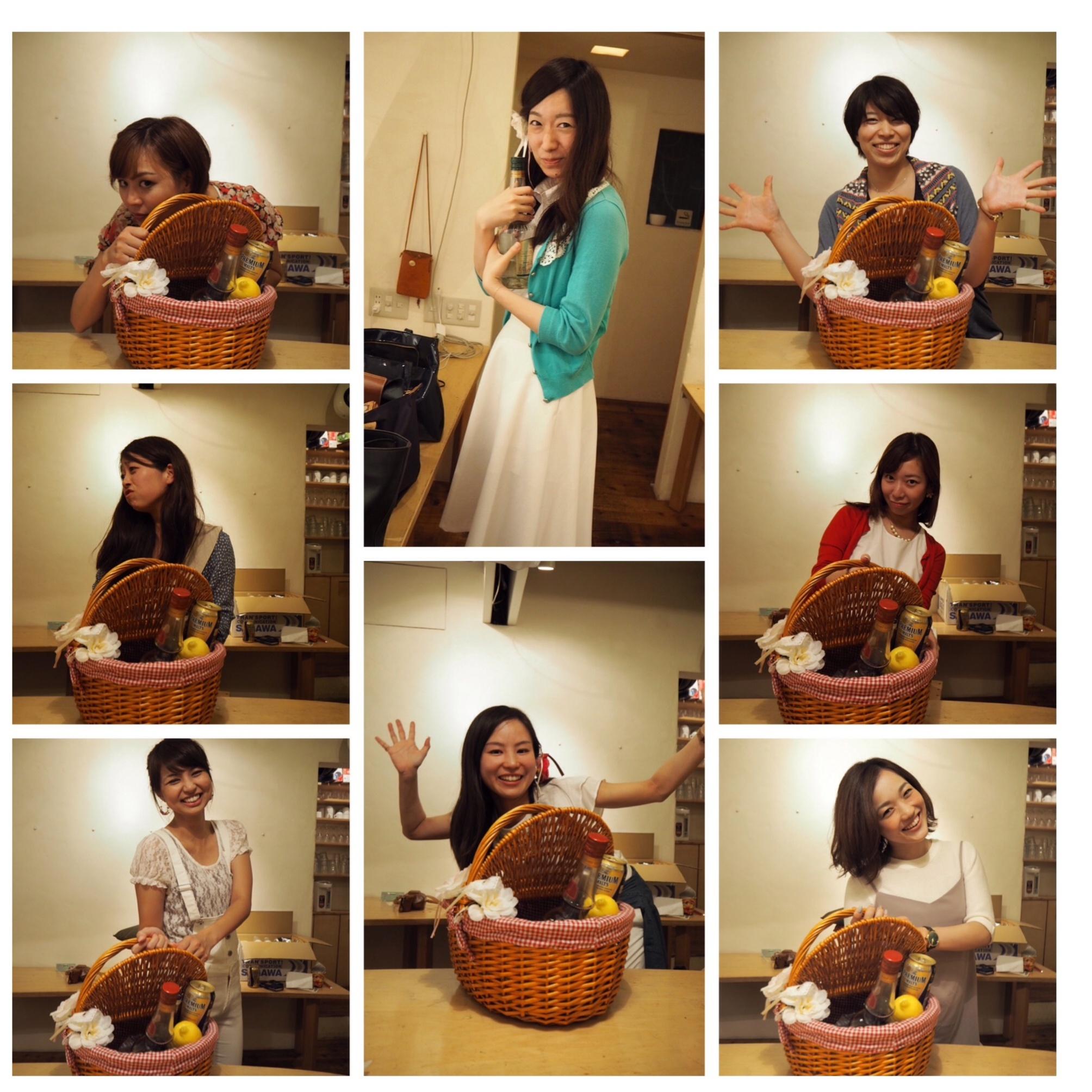 レンタルスペース【one kitchen】で夜ピクニック⁉️ルジェフルーツジャーでお洒落カクテルparty( ´ ▽ ` )ノ_10