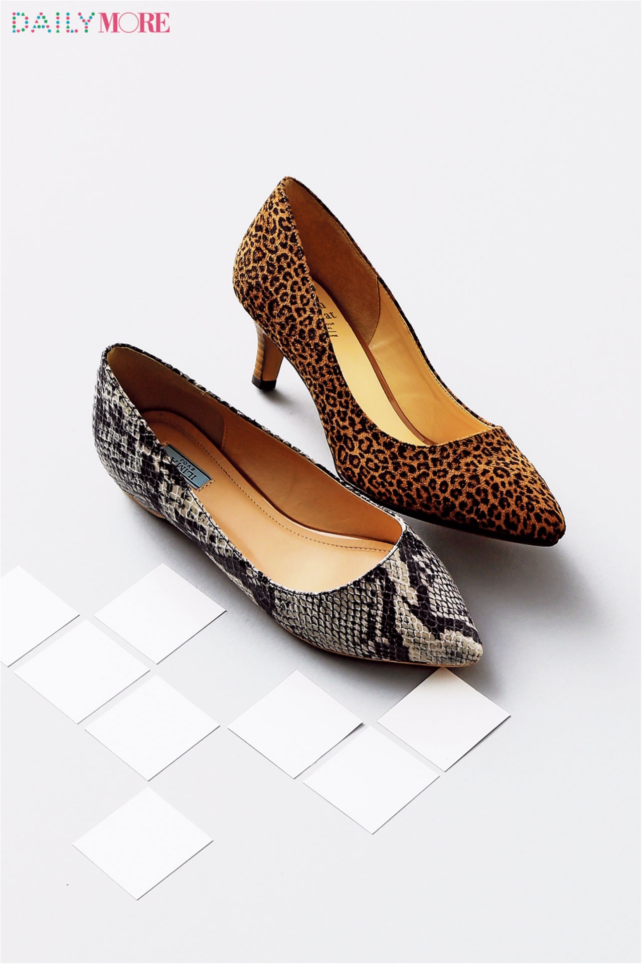 """最近シンプルすぎてない? 靴で足す""""さしアニマル""""がいい感じ。_2"""