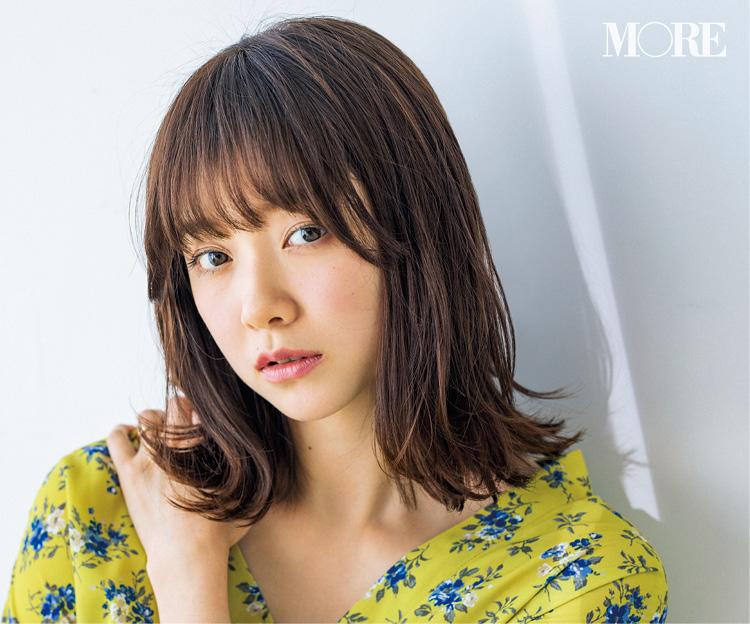 簡単にできてかわいい! 顔のタイプ別・おしゃれな前髪の作り方♡ Photo Gallery_1_13
