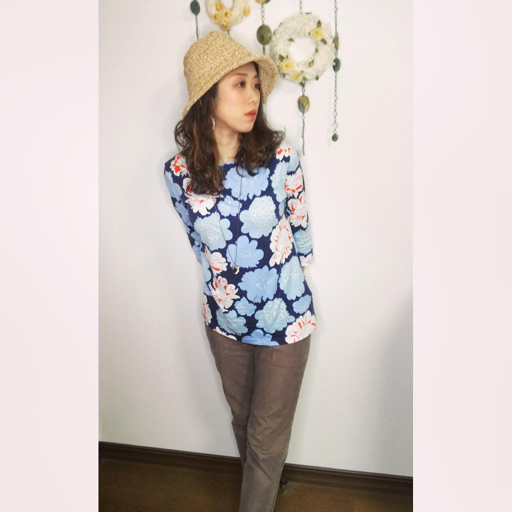 【オンナノコの休日ファッション】2020.5.10【うたうゆきこ】_1